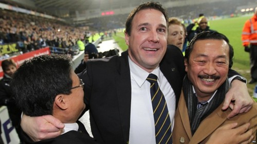 Malky Mackay to exit Cardiff City